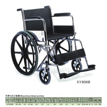 Wheel Chair Folding 809B