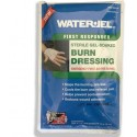 "WATER GEL BURN DRESSING 4"" X 4"" ( 10CM X 10CM ) USA"