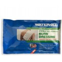 "WATER GEL BURN DRESSING 8"" X 18"" ( 20CM X 45CM ) USA"