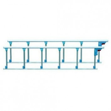 ALLUMINIUM BED SIDE GAURD / RAILS CHINA